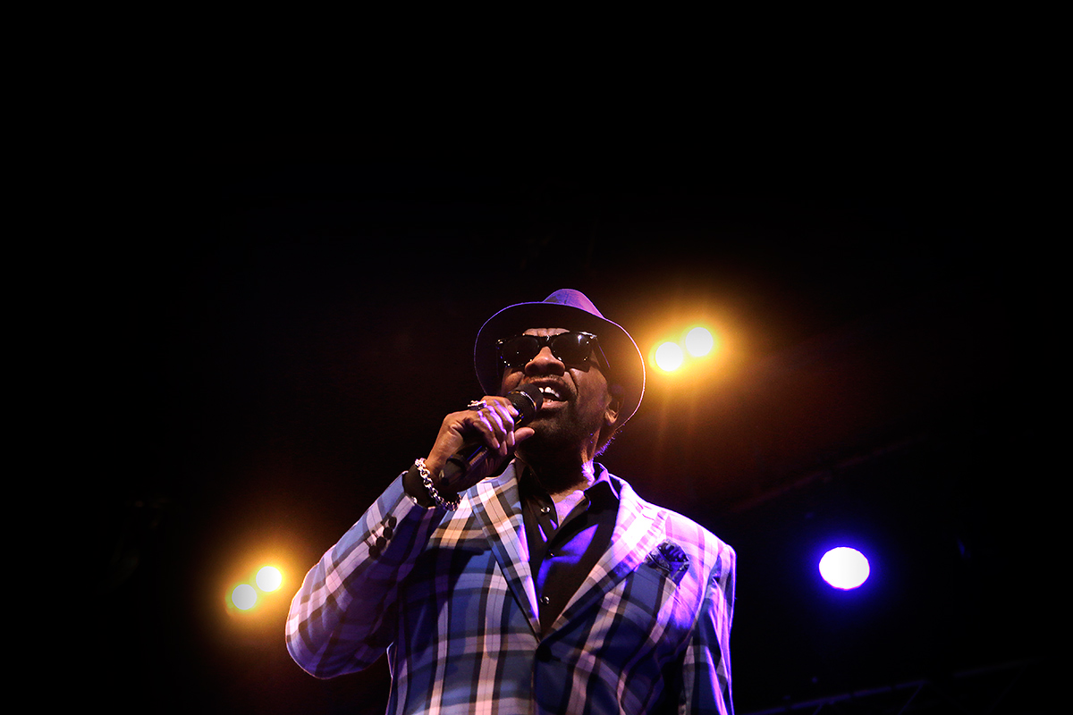Still Gigging –  Memphis Soul Legend William Bell Takes Over the Tent
