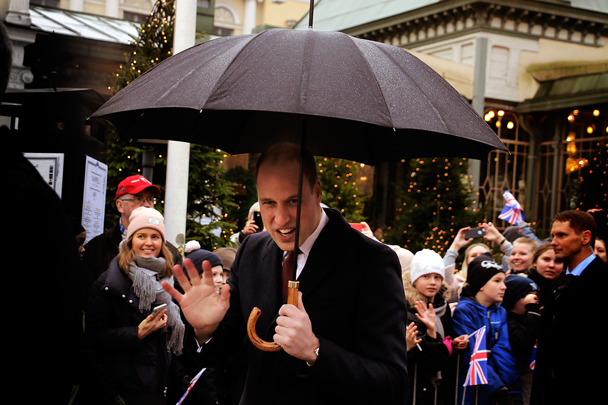A Day With the Dukes – I Followed Prince William and Daniel From Dawn to Dusk