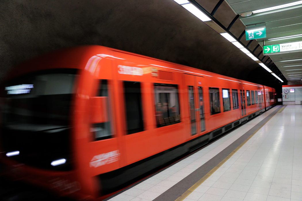 Person Hit By Metro in Espoo; Metro Operates on an Irregular Timetable