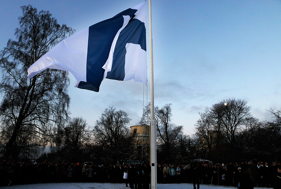 Finns Want Independence Day Celebrations to Be Cheerful, Bright and Communal
