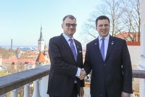 Finland and Estonia Strengthen Their Ties in a Historical Jubilee Meeting
