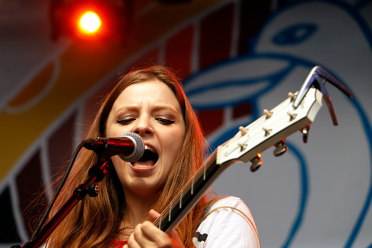 "Higlight of Pori Jazz Festival Jade Bird to Finland Today: ""It's Always the Punchy Screw You Songs That Are the Best"""