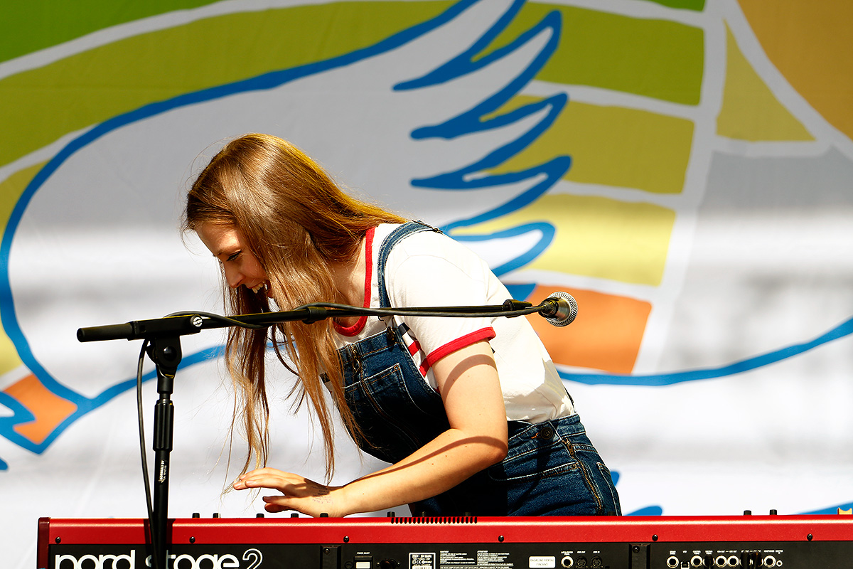 Higlight of Pori Jazz Festival Jade Bird to Finland Today