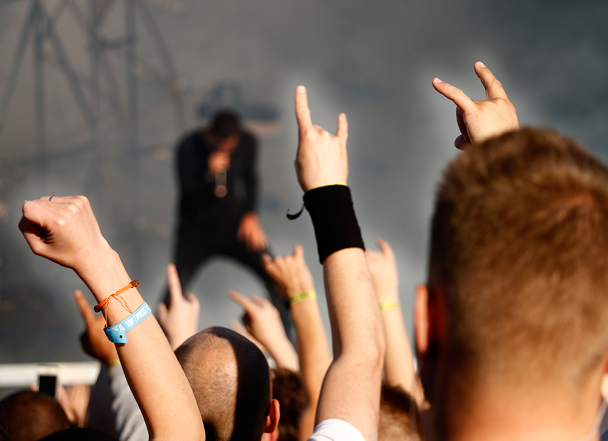 Tuska Metal Festival Draws 34,000 People – VIEW THE HIGHLIGHTS