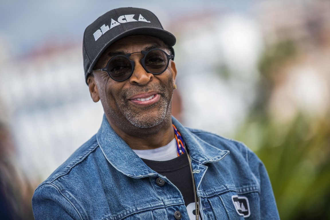Director Spike Lee is Visiting Finland; Shares Laughs with the Finnish President