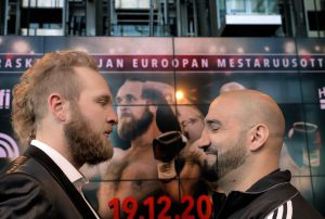 Finnish Heavyweight Boxer Robert Helenius Faces Erkan Teper for IBF Inter-Continental Title - Teper ...