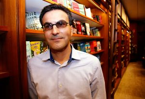 Author Mehdi Ghasemi Seeks to Help Immigrant Writers in Finland - Challenges Should Not Make Us Sto...