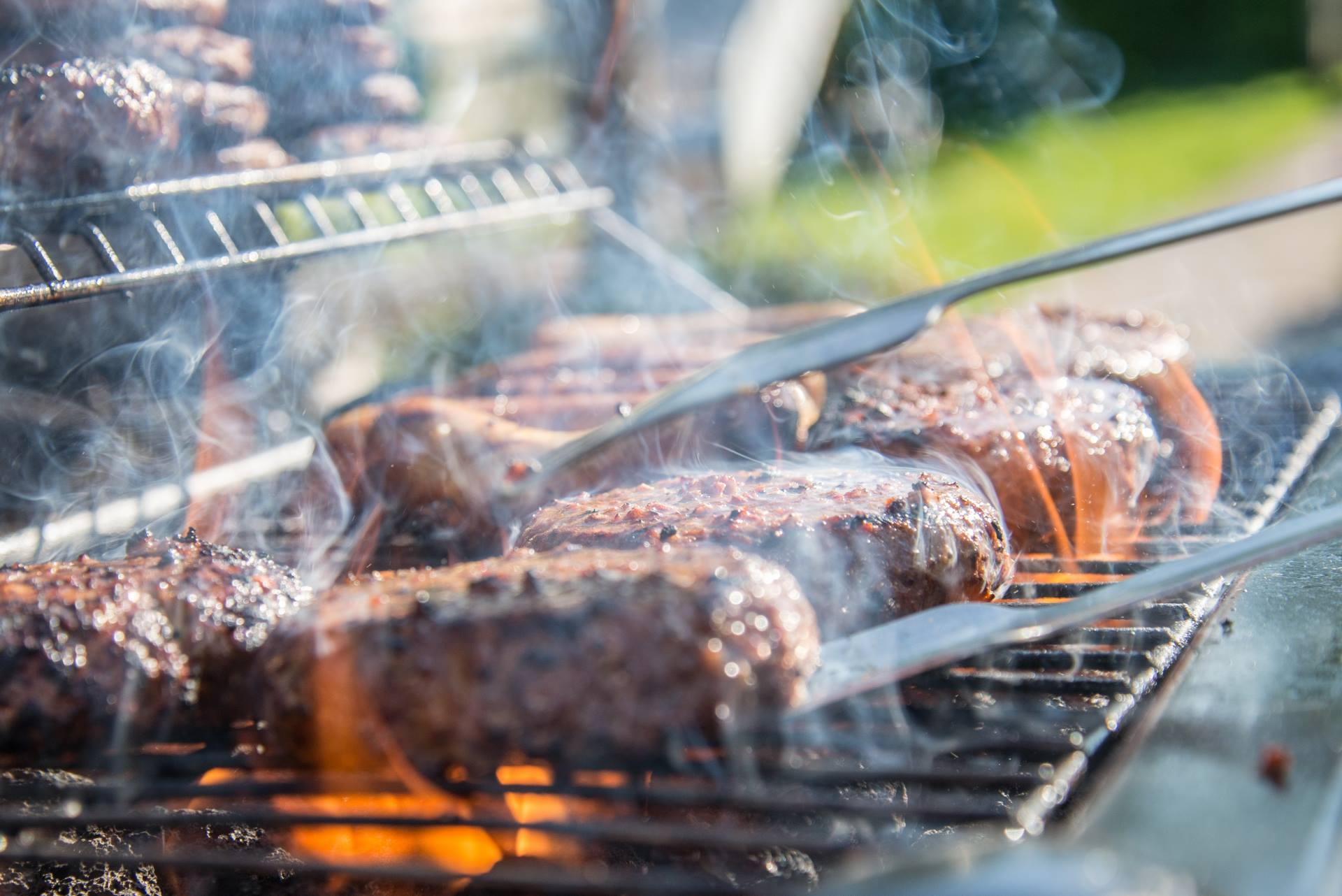 Anytime, Anywhere – Barbecue Guru Michael Strohecker Can Grill Anything For Up to 200 People