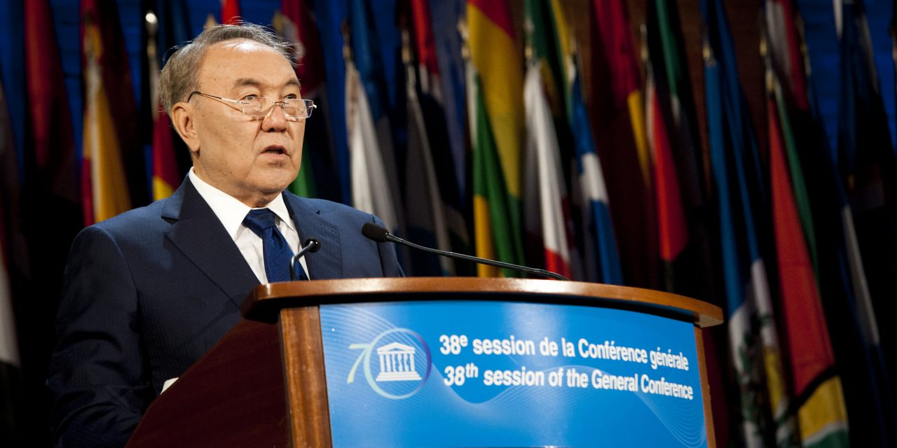 President of Kazakhstan Nursultan Nazarbayev to Visit Finland Next Week