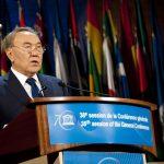 President of Kazakhstan Nursultan Nazarbayev to Visit Finland Next Week