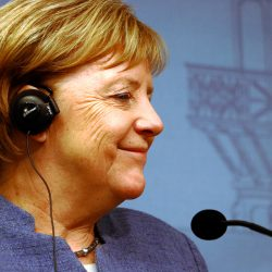 "German Chancellor Angela Merkel About Finland and Germany: ""We Are Economically Strong and Innovative"""