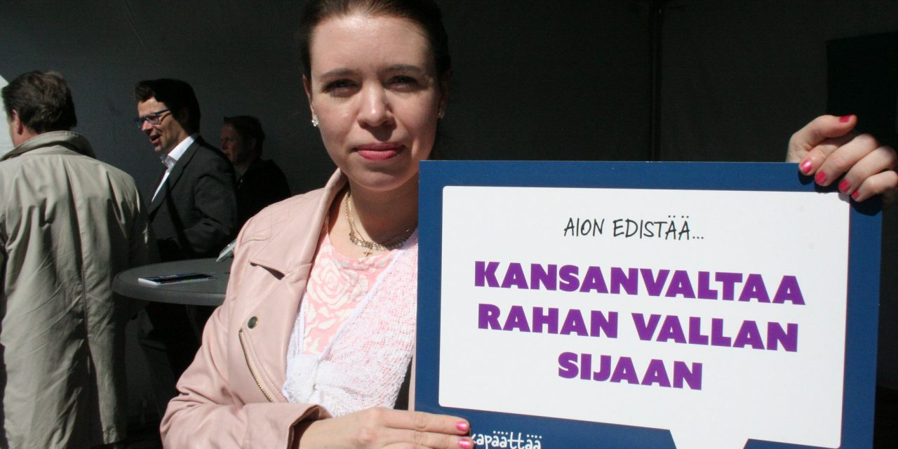 We Spoke With Left Alliance MP Anna Kontula After Her Detainment in Israel