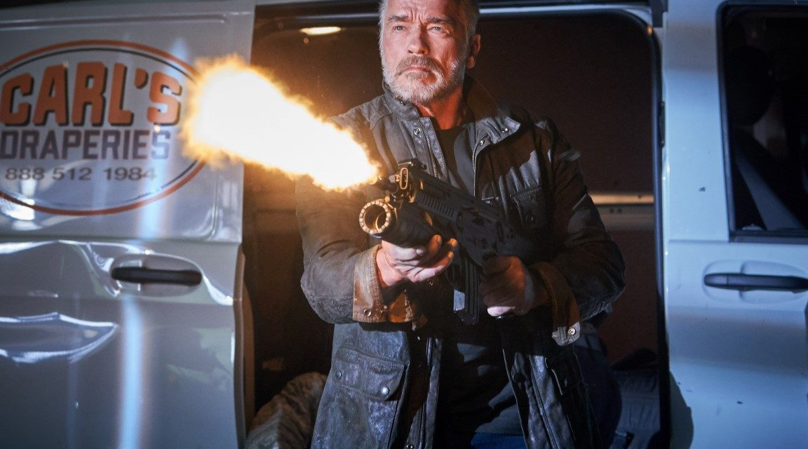 'Terminator: Dark Fate' Film Review: A White-Knuckle Ride and the Best Terminator Yet