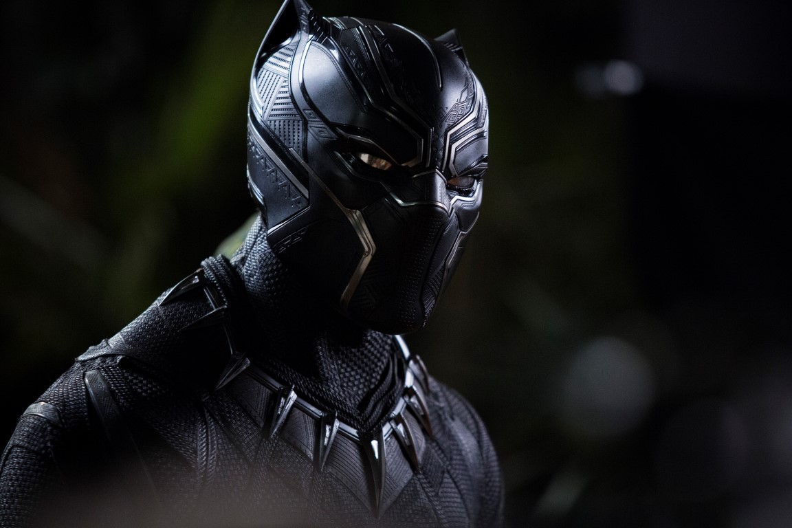 'Black Panther' Film Review: This Time the Black Guy Gets to Be the Hero