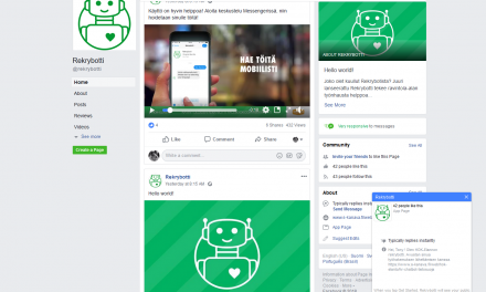 Looking For a Job? – Smartbot Will Help to Fill Out the Job Application