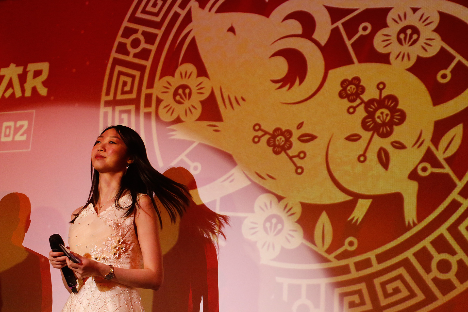 2020 is the Year of the Rat in the Chinese zodiac. In China, rats were seen as a sign of wealth and surplus. Picture: Tony Öhberg for Finland Today