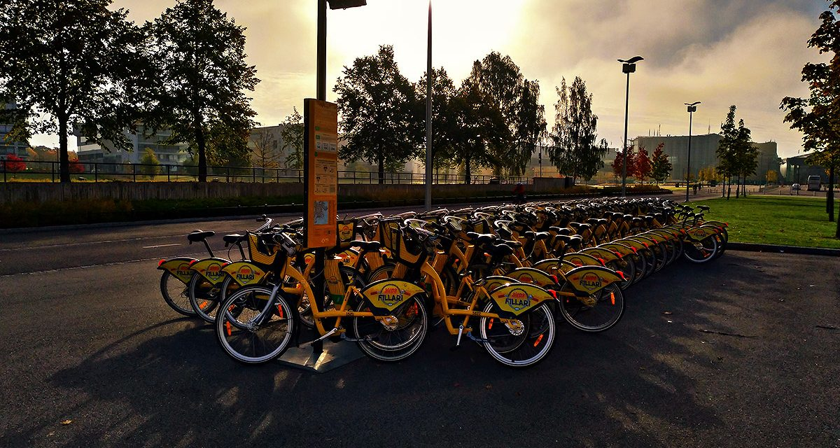 I Spent the Summer Traveling to Work with a Bike – This is What I Learned