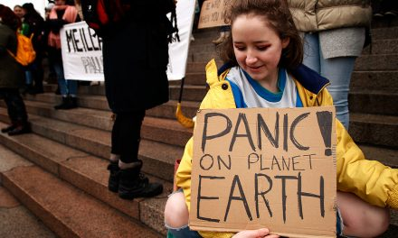 1.3 Million Kids Skipped School Around the World for Last Friday's Climate Strike