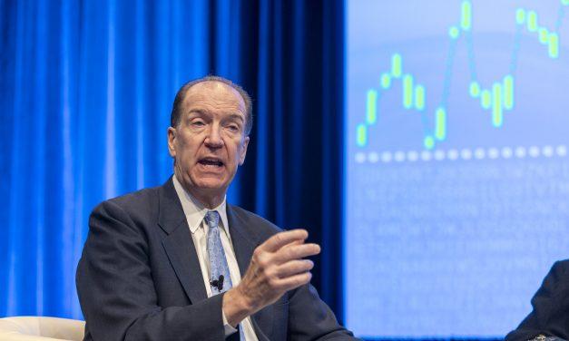 World Bank Group President David Malpass Visits Finland