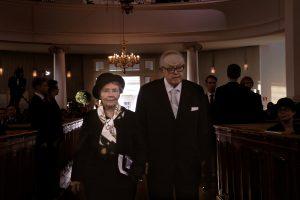 Eeva Ahtisaari, Spouse of the Former Finnish President, Has Been Infected With the Coronavirus