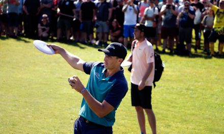 Disc Golf 2019 European Open Champion Paul McBeth in Nokia: 'The Finnish Players Are Real Athletes'