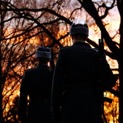 VIDEO: Watch the Morning Ceremonies of Finland's 101st Independence Day
