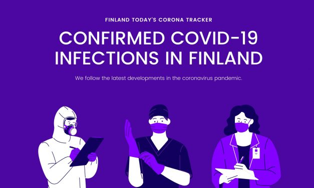 590 New Coronavirus Infections in Finland; 320 in Capital Region