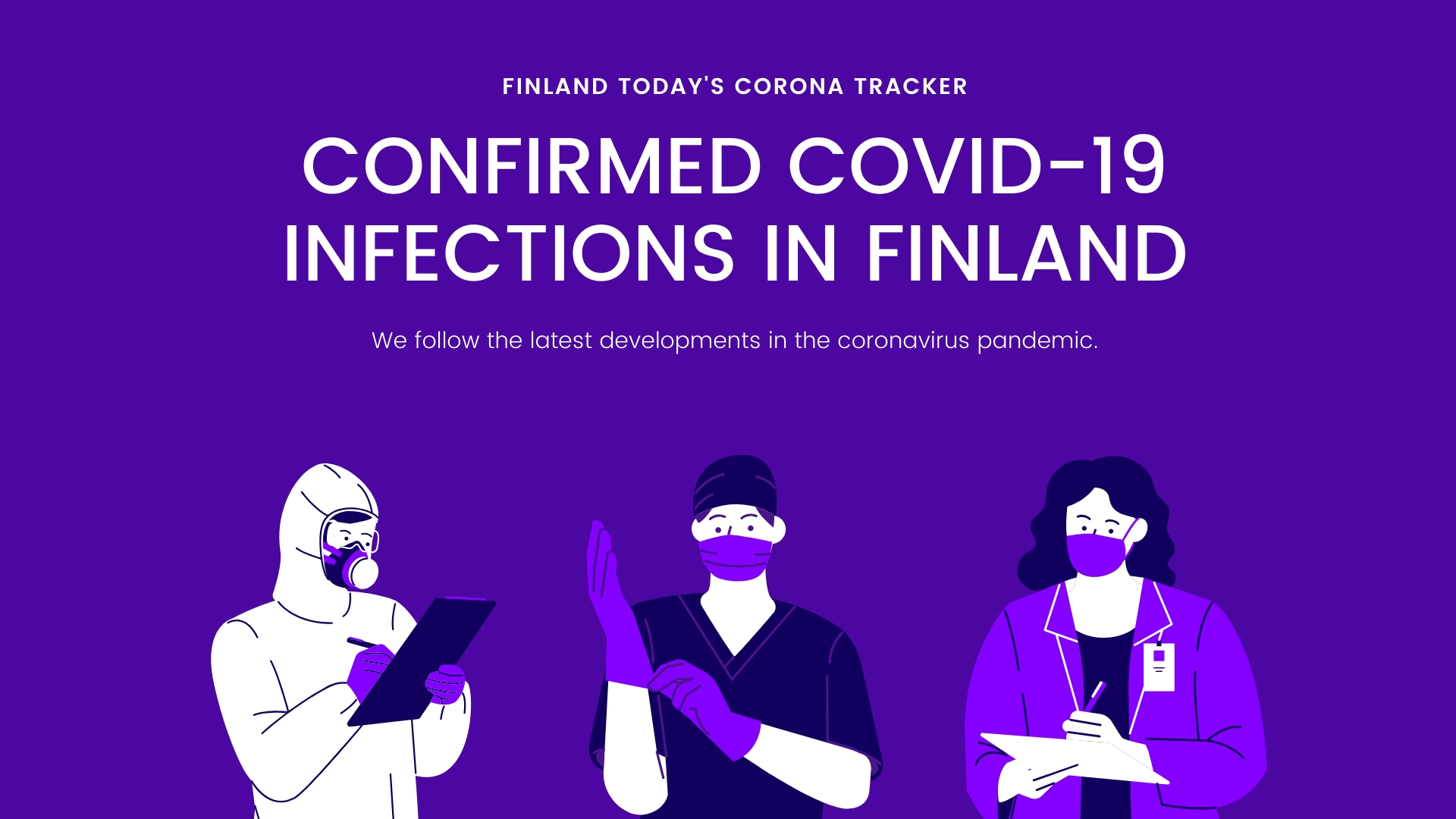 368 New Coronavirus Infections in Finland; 187 in Capital Region | Finland Today | News in English | finlandtoday.fi