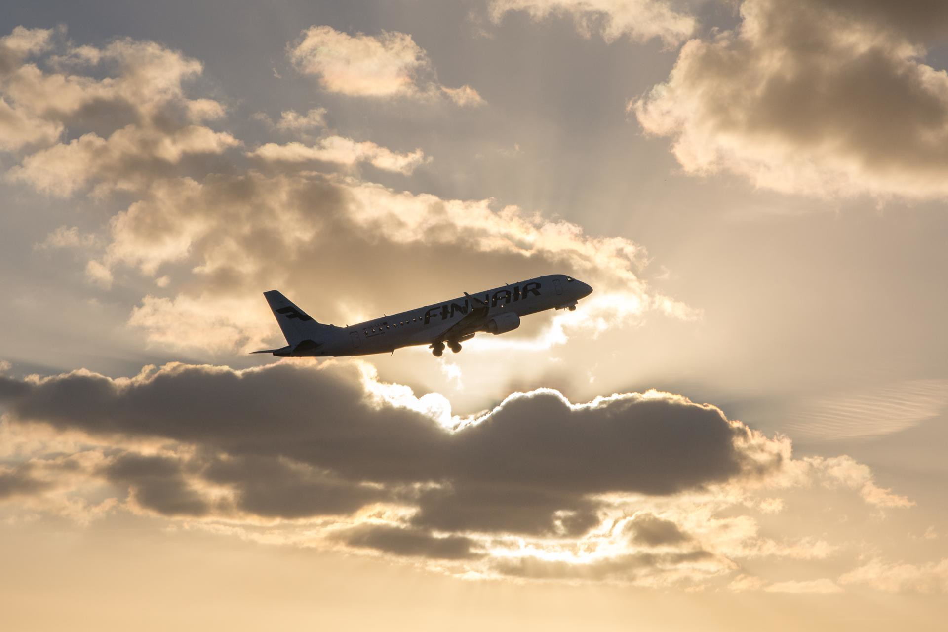 Most of the layoffs concern Finnair's workers in Finland. Photograph: Julien G./Flickr