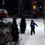 Winter to Make Comeback Today