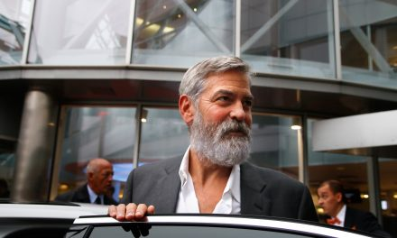 George Clooney Visits Finland; Talks About Tequila, Batman and Finding Joy in Work
