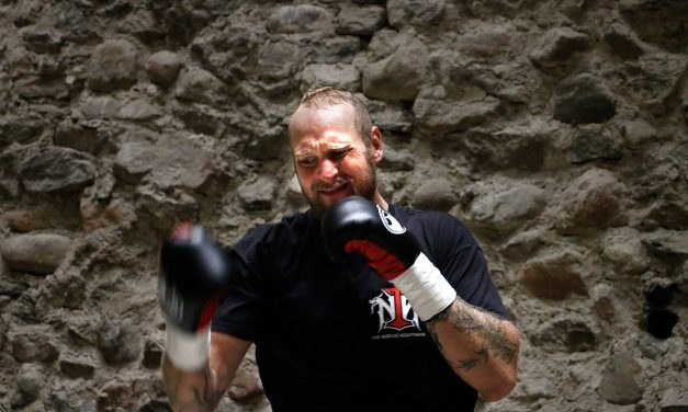 Finnish Heavyweight Boxer Robert Helenius Makes His US Debut on Saturday – Faces Tough Gerald Washington