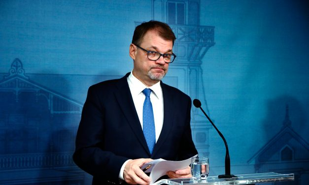 Finnish Government Resigns – Prime Minister Juha Sipilä Explains Why