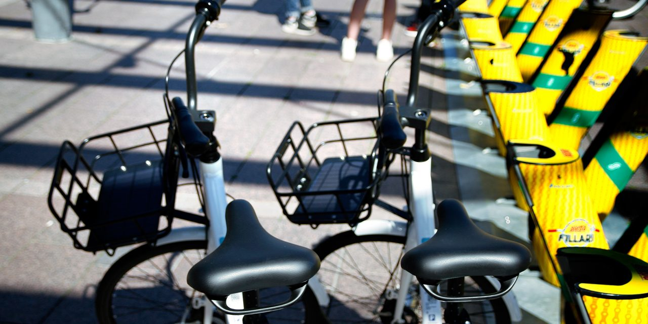 400 New City Bikes Take Over the Streets of Helsinki