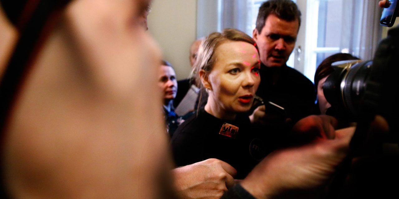 Minister of Finance Katri Kulmuni Resigns