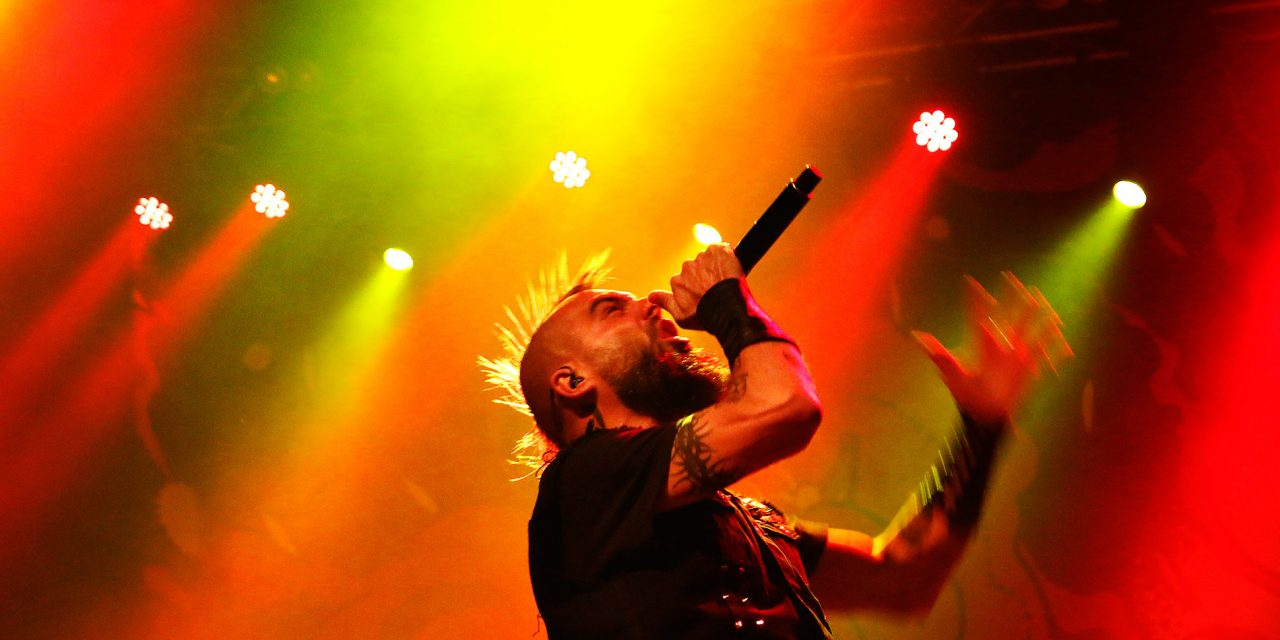 GALLERY: Killswitch Engage Give a Storming But Short Performance in Helsinki
