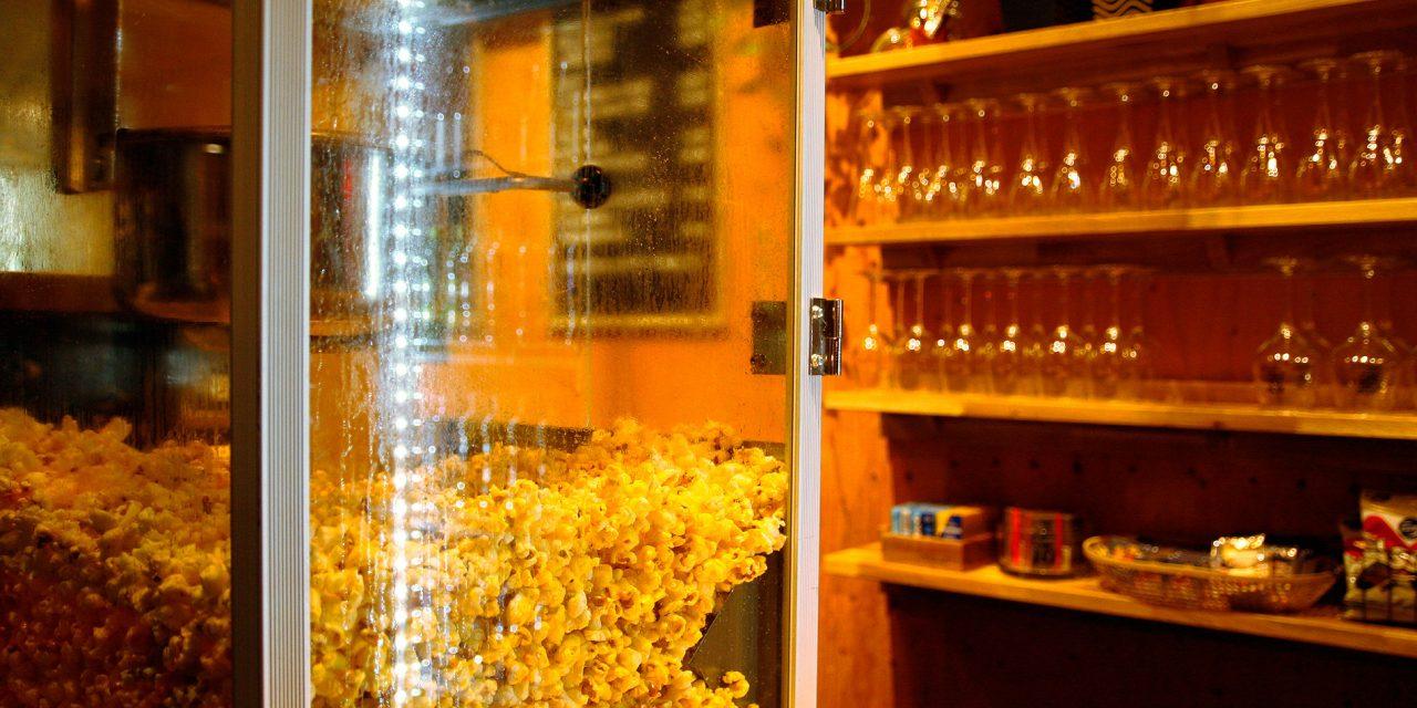 James Bond Welcomes Viewers to Helsinki's Korjaamo Kino