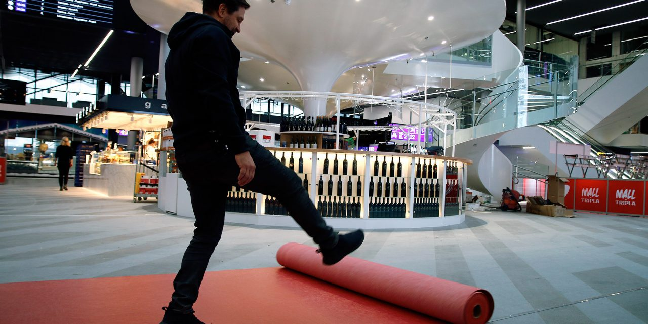 PICTURES: Mall of Tripla Opens on Thursday in Pasila