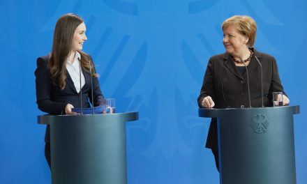 Prime Minister Marin Discusses Plan For EU's Long-Term Budget With Chancellor Merkel; Tentatively, Germany Would Have to Pay More