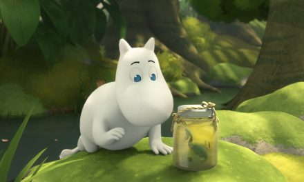 'Moominvalley' Shines Light on the Smallest Details