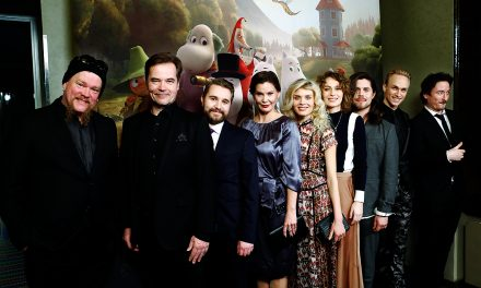 Hollywood in Helsinki – The Stars of New 'Moominvalley' Series Visit the Red Carpet