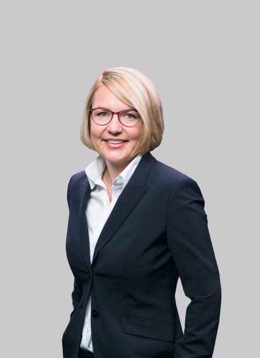 Nathalie Ahlström said she's honored to lead Fiskars in its next phase. Photograph: Fiskars Group