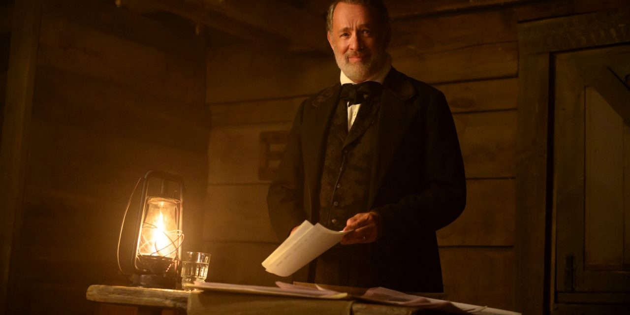 'News of the World' Film Review: Hanks Is in Charge Again, and We Can Be Thankful for It