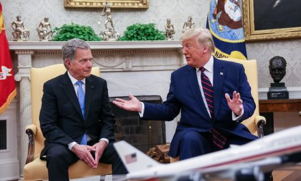 President Sauli Niinistö Met with US President Donald Trump at the White House; Here's What They Said in a Joint Statement