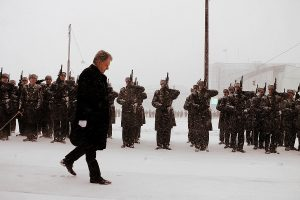 President Sauli Niinistö Highlights Loneliness in His Inauguration Speech, Greets Honorary Guard in ...