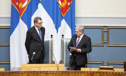 President Niinistö: We Must Be Resolute in Opposing Antisemitism and Racism