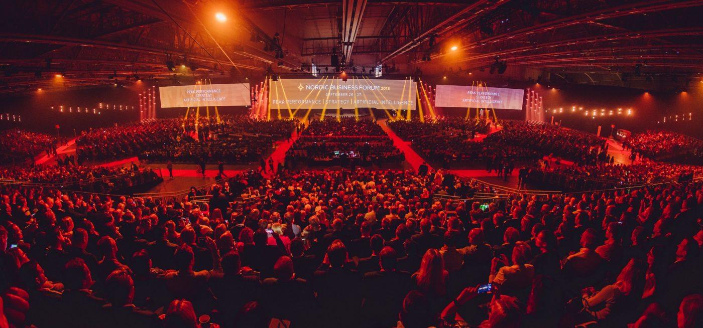 Nordic Business Forum Kicks Off Today in Helsinki; Includes Speakers Like Randi Zuckerberg and George Clooney