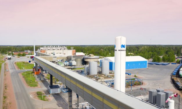 Norilsk Nickel Harjavalta Continuously Invests into Sustainability Programs