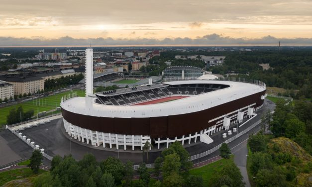 GALLERY: The Renovated Helsinki Olympic Stadium Opens for Public