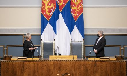 Full Transcript: President Sauli Niinistö's Speech at the Opening of Parliament